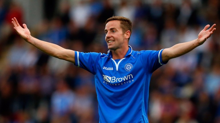 St Johnstone may opt not to risk Steven MacLean on Trakai's artificial pitch