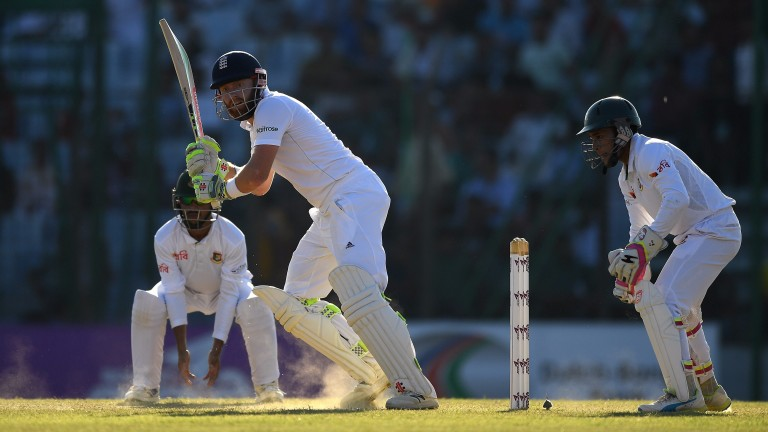 Jonathan Bairstow has shown incredible consistency for England