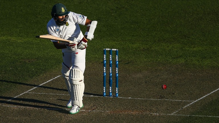 Hashim Amla could prove most troublesome for England's bowlers