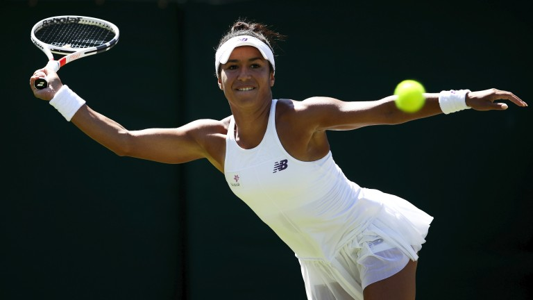 Heather Watson shows poise in defeating Anastasija Sevastova