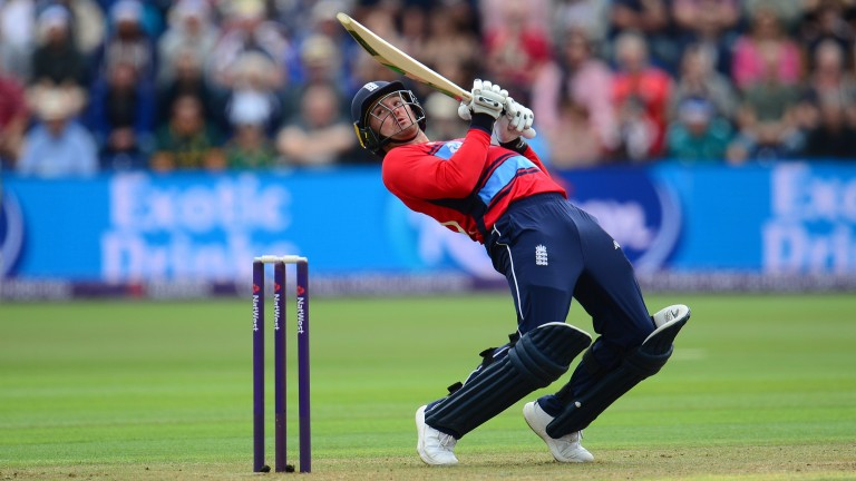 England's Jason Roy will be expecting a big knock for Surrey