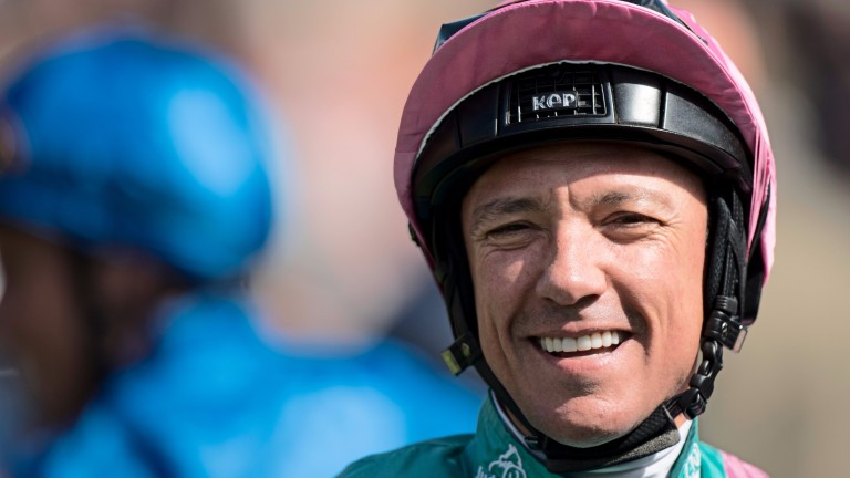 Frankie Dettori: had roles reversed on holiday, but with whom?