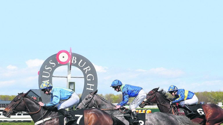 Musselburgh racecourse has been home to internal strife for some time
