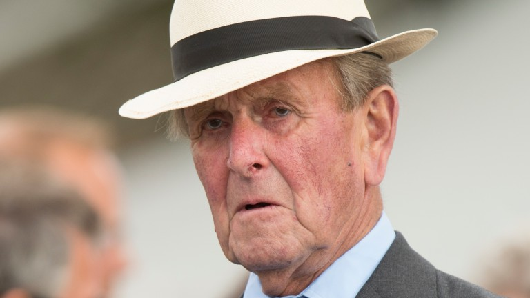 John Dunlop: died earlier this month at the age of 78