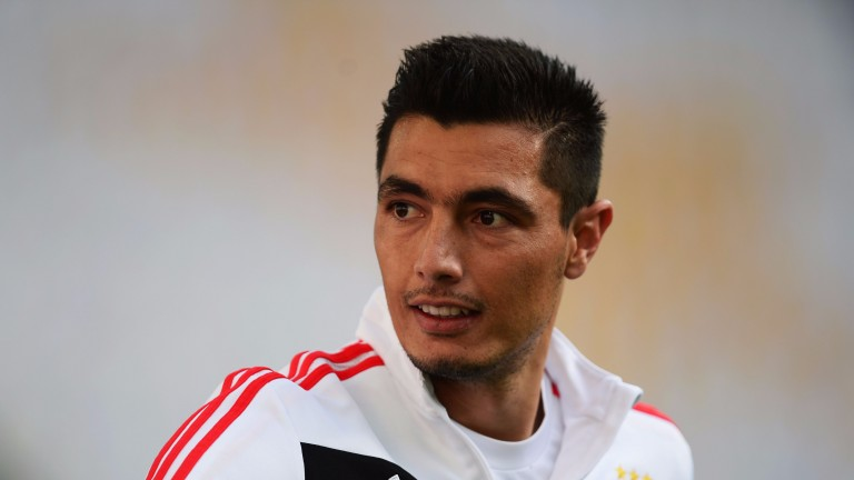 Oscar Cardozo has signed for Libertad