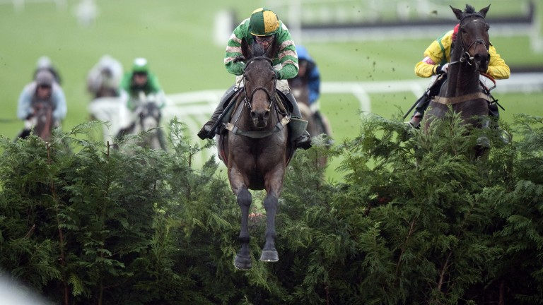 Runners will be negotiating Cheltenham Cross Country course on Friday