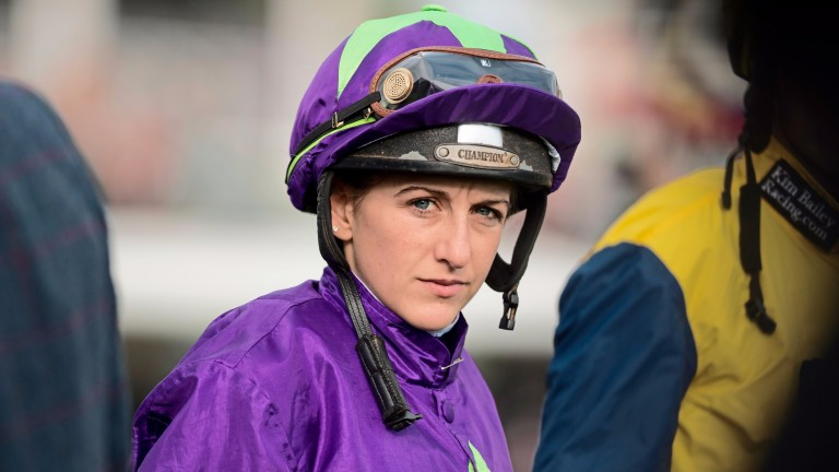 Josephine Gordon: her 81 rides and nine winners for Stan Moore in 2015 provided a solid base for her successful 2016 apprentice title bid