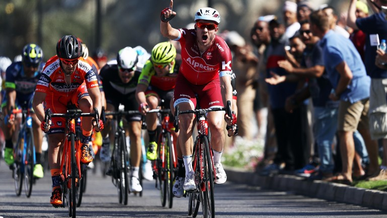 Alexander Kristoff has enough experience to time his challenge right