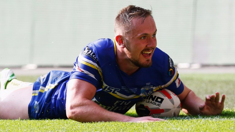 Ben Currie makes a welcome return for Warrington