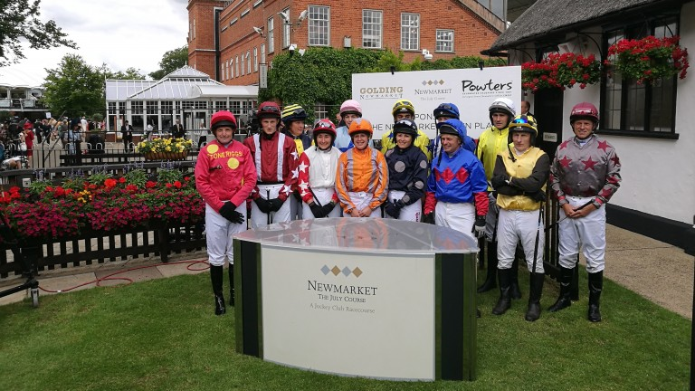 Newmarket Town Plate