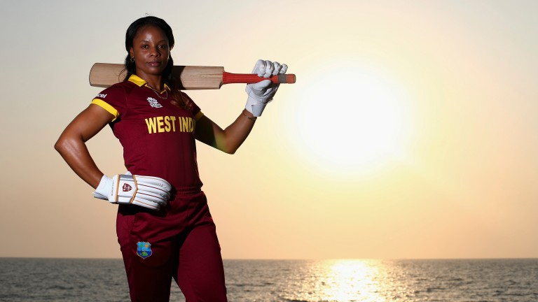 Merissa Aguilleira of the West Indies can shine against England at Bristol
