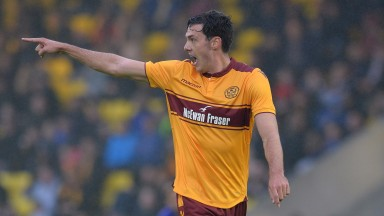 Motherwell defender Ben Heneghan makes it clear what he want