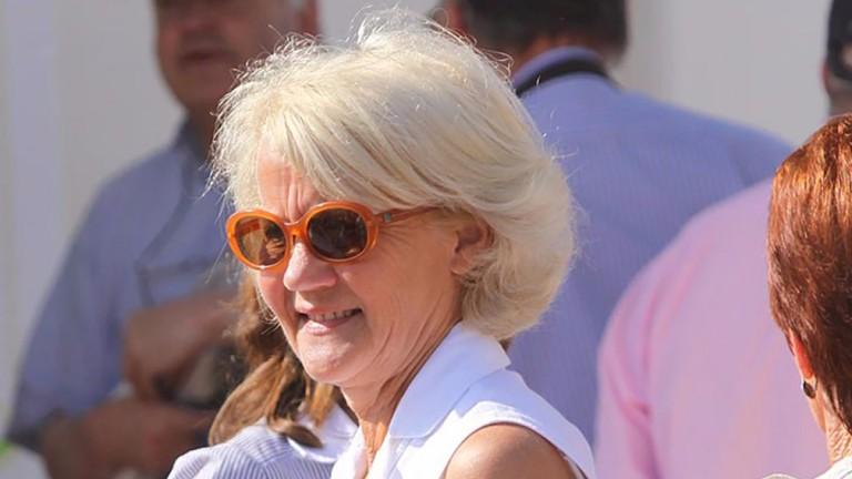 Aliette Forien: regrets not attending the Derby last year