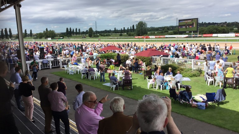 There will be no crowd when Southwell kicks off the 2020-21 jumps season on July 1