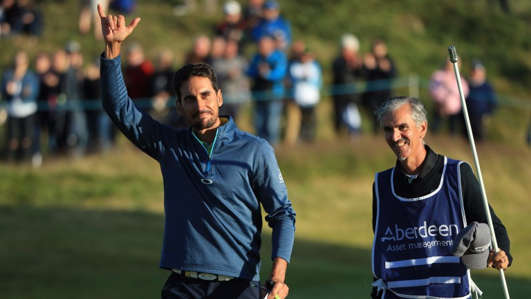 Rafa Cabrera Bello has assumed favouritism