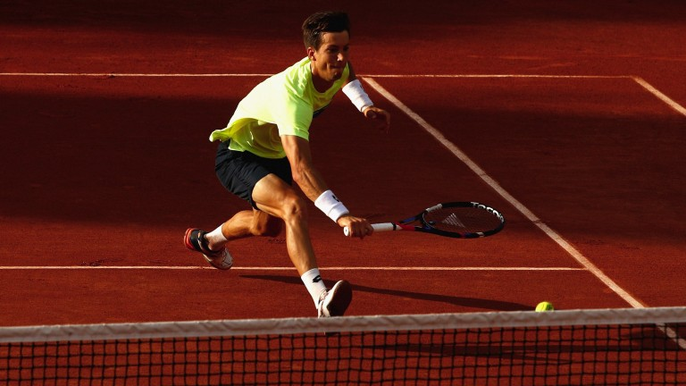 Aljaz Bedene should appreciate the return to clay