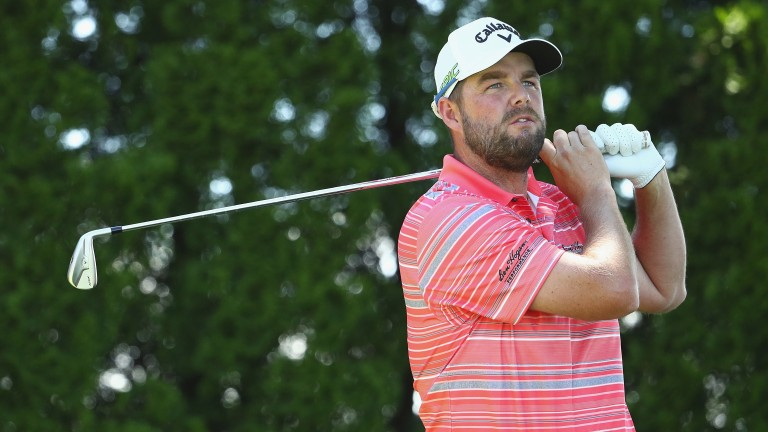 Marc Leishman is 2-5 to convert his advantage into victory
