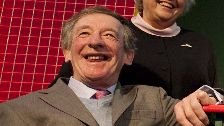 Tommy Carberry: four-time champion jump jockey passed away in July