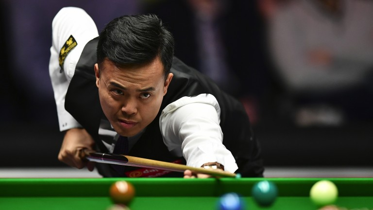 Marco Fu could prosper in his home event
