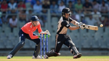 New Zealander Luke Ronchi loves to go after the new ball in T20 cricket