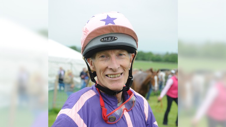 James McNeile: died following a fall at Larkhill point-to-point in April
