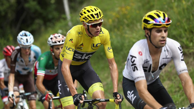 Chris Froome's performances will be heavily scrutinised