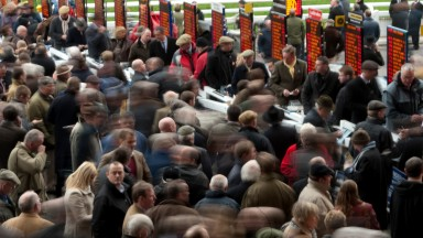 On course bookmakers had been taking legal action over one of the rings at Cheltenham