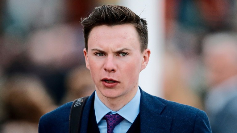 Joseph O'Brien: rode Maybe to three juvenile Group wins, culminating in the Moyglare