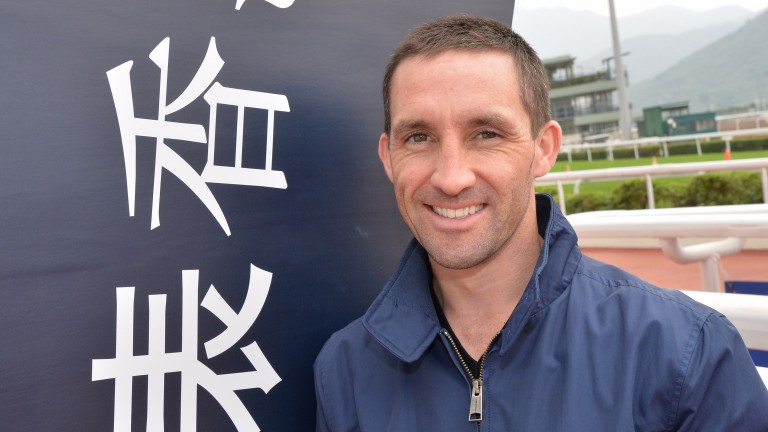 Neil Callan: landmark birthday for the Flat jockey