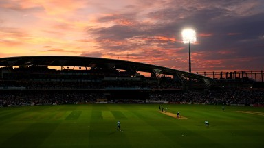 Surrey beat Essex on a glorious night for Twenty20 cricket at The Oval
