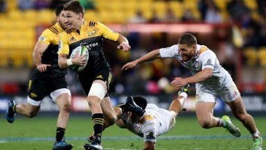 Beauden Barrett is set to return at fly-half for the Hurricanes