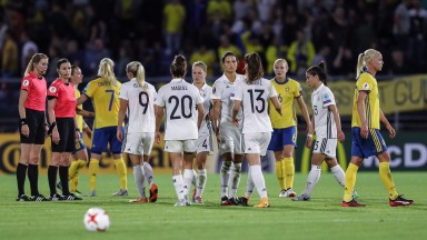 Group B heavyweights Germany and Sweden drew their opener 0-0