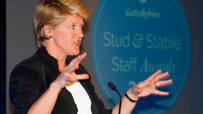 """Clare Balding:  """"I hope what Rachael does is give other female jockeys the chance"""""""