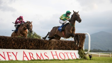 Ballyoisin: was a 23-length winner of the Fortria Chase at Navan
