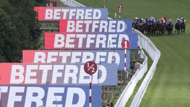 Betfred: the only major high street firm yet to do a deal with TRP
