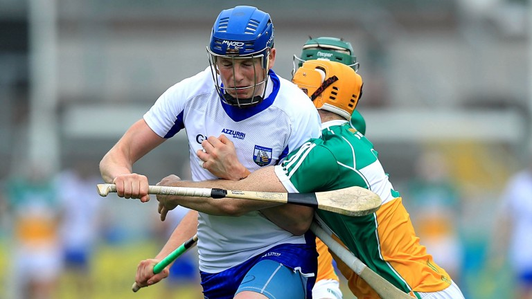 Austin Gleeson of Waterford has hit his stride after a slow start to the season