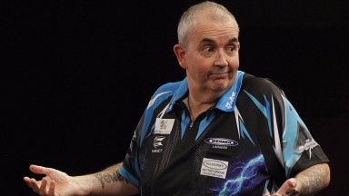 This is Phil Taylor's last event at the Winter Gardens