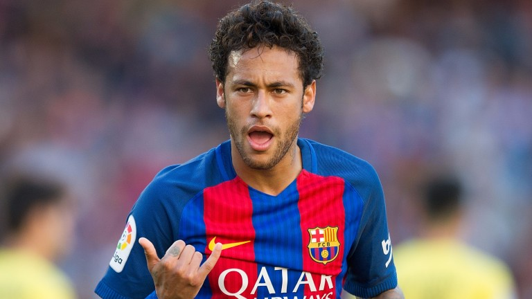 Neymar will become the world's most expensive footballer
