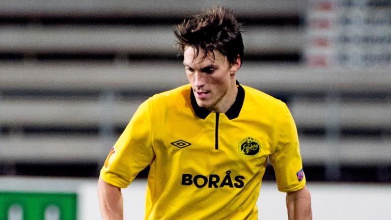 Elfsborg's Lasse Nilsson has scored three goals in four games