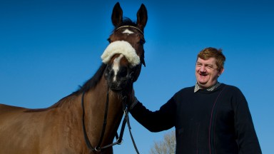 John 'Shark' Hanlon with Hidden Cyclone, who will return to the Galway festival next week