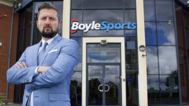 Conor Grey: named as new BoyleSports chief executive