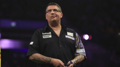 Blackpool isn't Gary Anderson's happiest hunting ground
