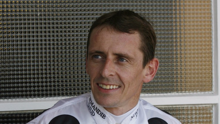 Ted Durcan: seven-time champion jockey in the UAE and dual Classic winner