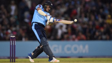 David Willey has been in fine six-hitting form in the T20Blast