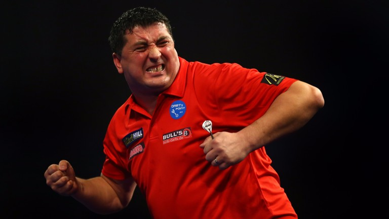 Mensur Suljovic has won three of his last five meetings against Peter Wright