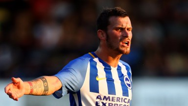 Brighton's Pascal Gross is an exciting prospect