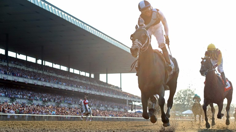 Friday sees a strong supporting card in advance of the 150th Belmont Stakes on Saturday