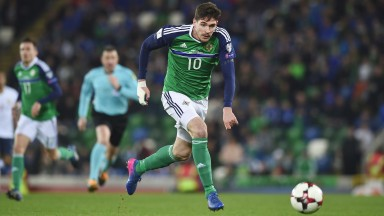 Hearts can call upon Northern Ireland striker Kyle Lafferty