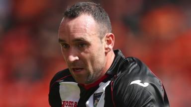 Striker Michael Moffat has signed for Ayr
