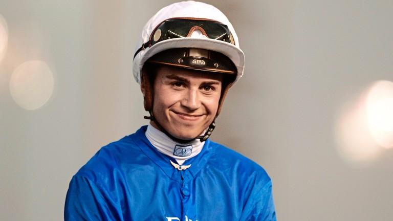 Mickael Barzalona: rode Mailshot to victory at Meydan on Saturday